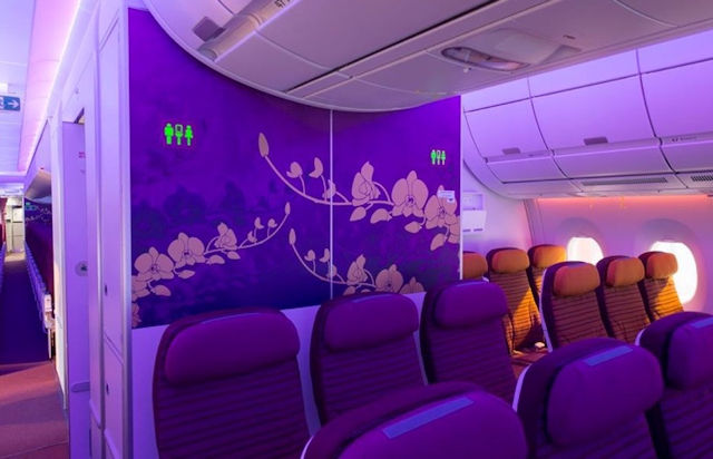 Thai Airways, A350 (C) Thai Airways