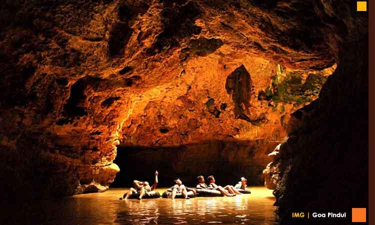 Cave Tubing Gua Pindul
