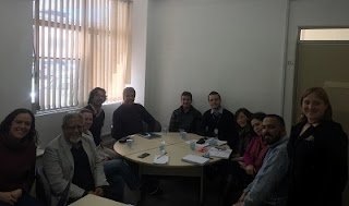 CPRM realiza reunião técnica com o Instituto das Águas do Paraná