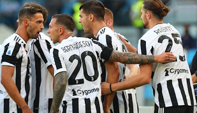 Jadwal dan Link Live Streaming Liga Champion Eropa, Malmo Vs Juventus Rabu, 15 September 2021 pukul 02.00 WIB