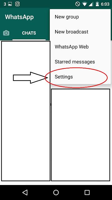 Cara Mematikan Atau Menonaktifkan Centang Biru Pada Whatsapp