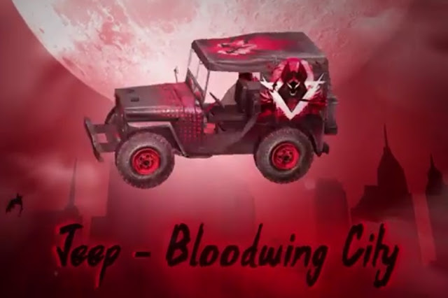 jeep bloodwing city
