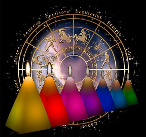 Las velas zodiacales mhoni vidente - Velas de la suerte ...