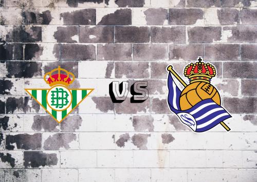 Real Betis vs Real Sociedad  Resumen