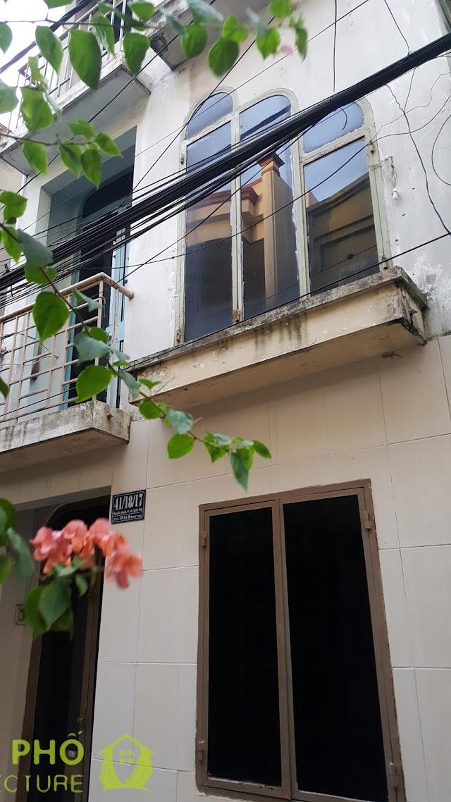 Bán nhà 41/18/17 Nguyễn Oanh, P10, Gò Vấp