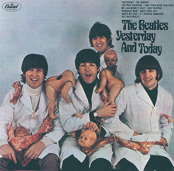 «Yesterday and Today» : l'album des Beatles entré dans la légende