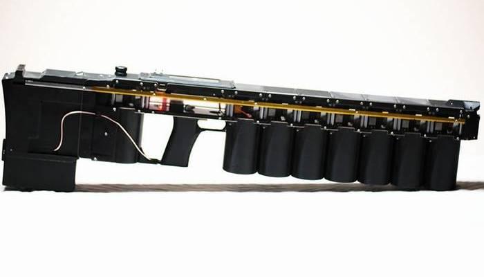 Компанія Arcflash Labs представила гвинтівку Гауса GR-1 Anvil