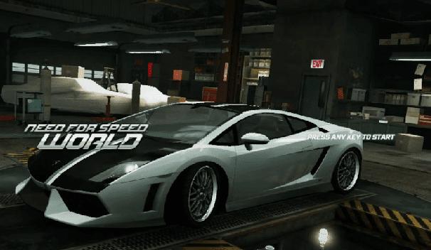 تحميل لعبة Need For Speed World 2010 برابط واحد مباشر للكمبيوتر