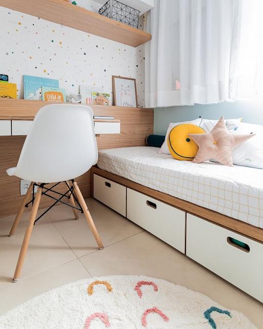 Desain Kamar Anak Remaja Perempuan Modern dan Elegan Terbaru