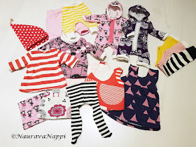 baby born clothes pattern