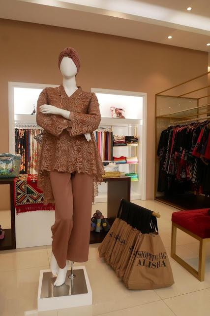 alisha fancy shop: one stop shopping busana muslim