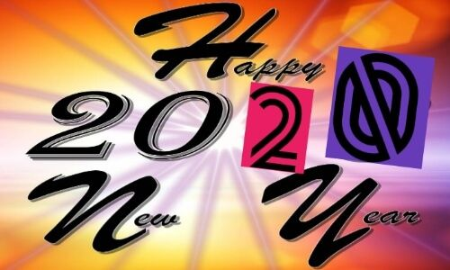 New Year Greetings 2020, Happy New Year 2020 Messages