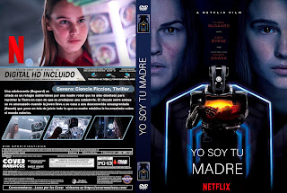 I AM MOTHER - YO SOY TU MADRE - 2019 [COVER NETFLIX DVD]