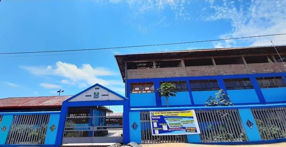 Colegio 34228 PEDRO PAULET MOSTAJO - Puerto Bermudez