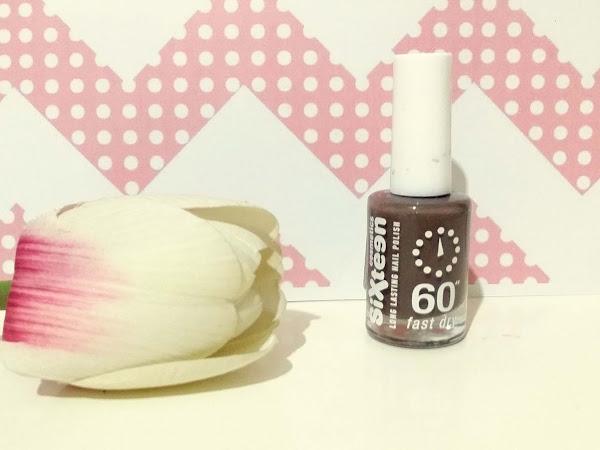 Sixteen Nail Polish Fast Dry #514