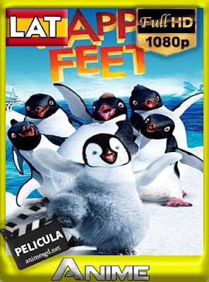 Happy Feet 1 (2006) HD [1080p] Latino [GoogleDrive] BerlinHD