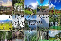 15 Objek Wisata Pagaralam yang Banyak di Serbu Pengunjung