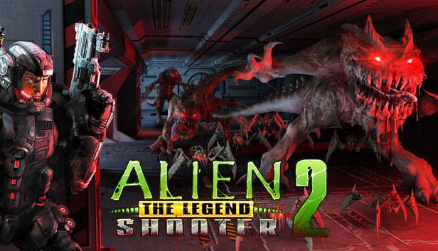 Alien Shooter 2 The Legend
