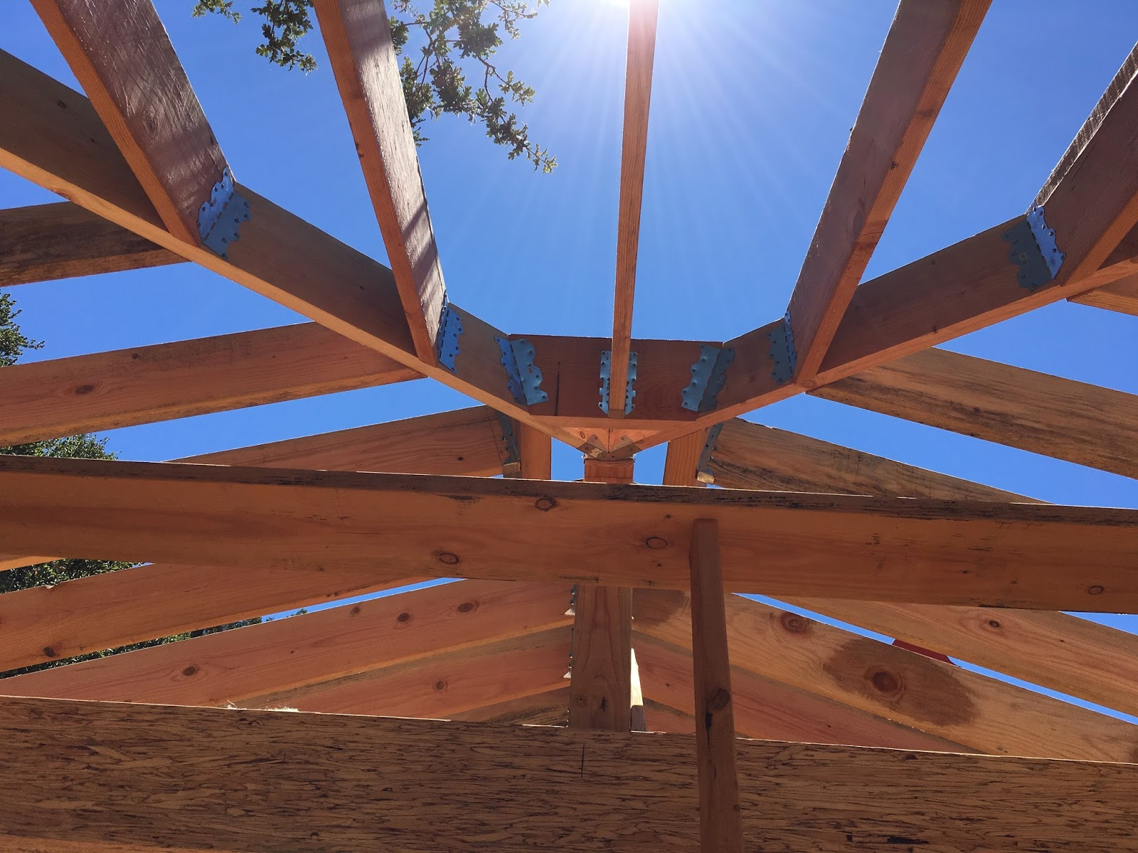 Roof Framing Geometry Simpson Strong Tie Hrc44 Hanger