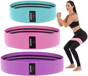 50% OFF Hayousui workout bands for women