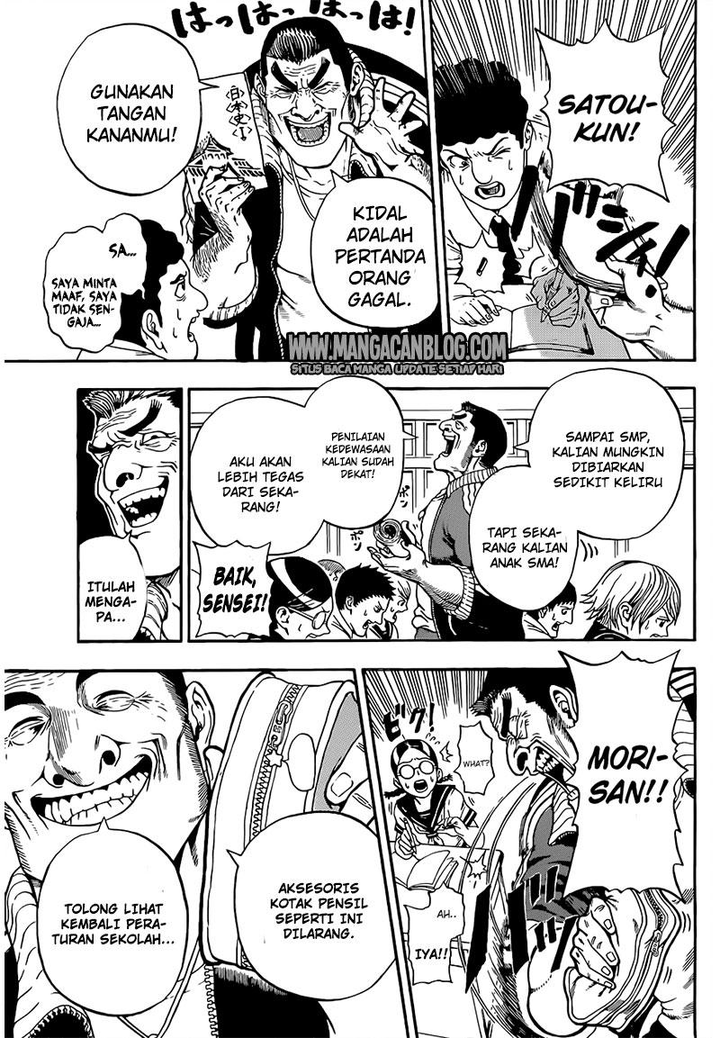 Dilarang COPAS - situs resmi www.mangacanblog.com - Komik u19 001 - kudou eiji dan orang terhormat 2 Indonesia u19 001 - kudou eiji dan orang terhormat Terbaru 5|Baca Manga Komik Indonesia|Mangacan