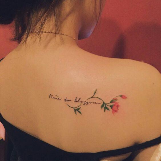 55+ Breathtaking Flower Tattoos Ideas