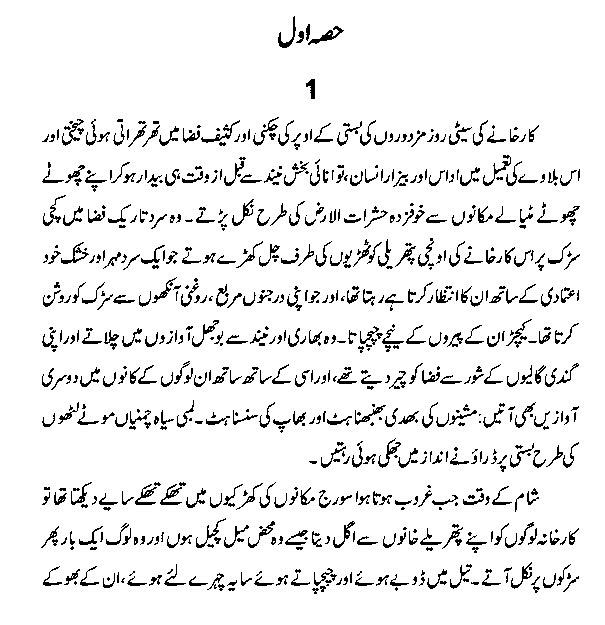 Maa Urdu Novel PDF
