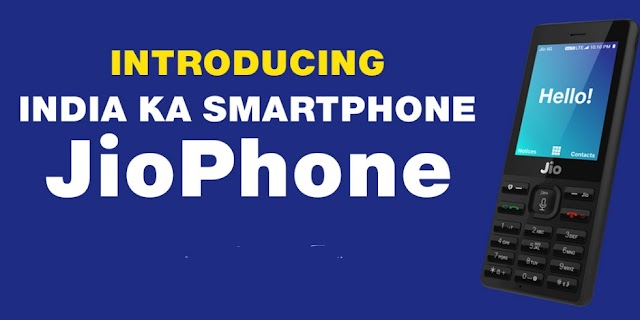 Jio Phone To Be Available At No Cost