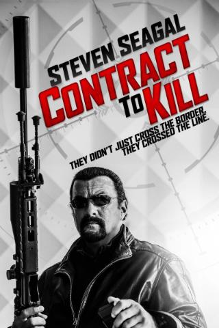 Contract to Kill [2016] [DVDR] [NTSC] [Subtitulado]