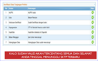 Verifikasi Data