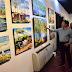 """Exposición """"Miradas"""" de Fabré  Sallent abierta al público"""