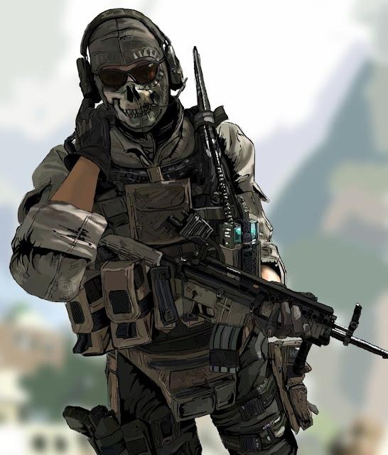4 Karakter Terbaik Call Of Duty Mobile (COD), Dan 1 Yang Paling Canggih! Cobalah Pasti Anda akan Menang 2020