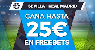 Paston promo Sevilla vs Real Madrid 5-12-2020