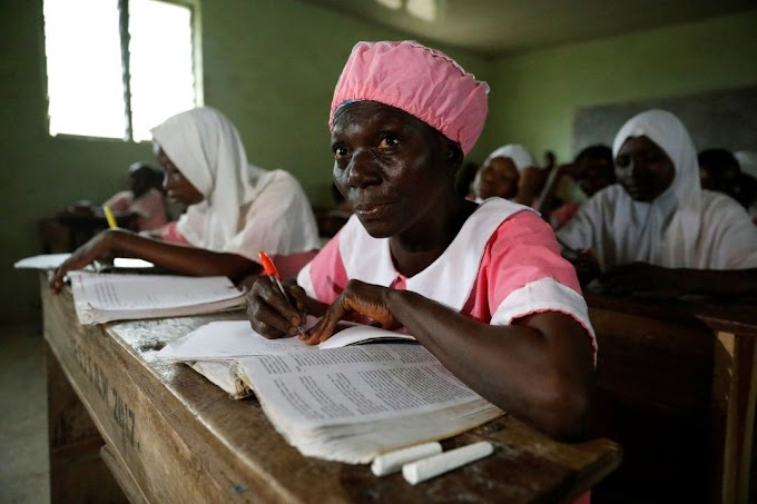 50-Year-Old Woman Enroll Herself In A Nigerian Secondary School