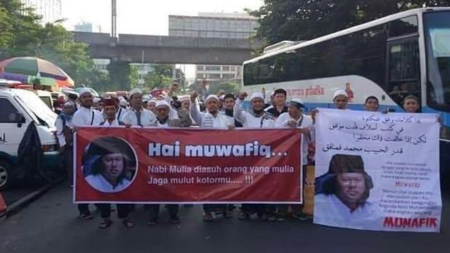 Himpunan Alumni Santri Syeikh Alawi Al Maliki Makkah Tegur Keras Muwafiq