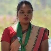 Member of Parliament Chandrani Murmu