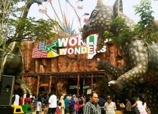 Nikmati Keseruan Liburan Sambil Belajar di Wahana World of Wonder Citra Raya