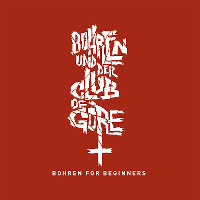 Bohren & Der Club Of Gore – Bohren For Beginner cover album