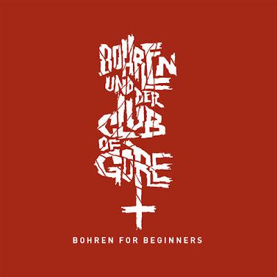 Bohren & Der Club Of Gore – Bohren For Beginner cover album