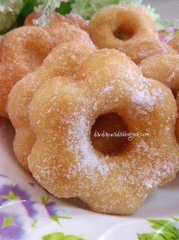 resepi donut gebu