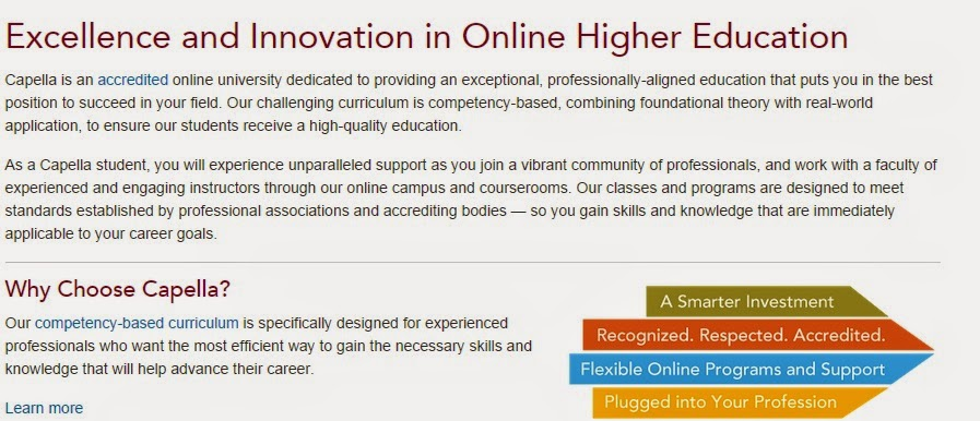 Which Online Education Degree Is the Best Choice for Me?