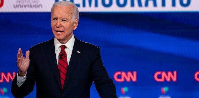Jika Terpilih, Joe Biden Akui Tak Akan Pindahkan Kedutaan Besar AS Dari Yerusalem