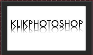 teks kanvas photoshop
