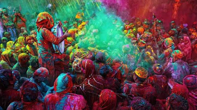 HOW HOLI IS CELEBRATED IN INDIA AND HOLI CELEBRATION IN OTHER STATES.