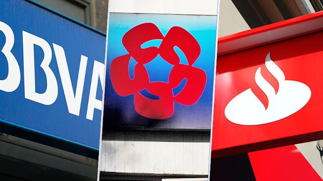 Citibanamex, Santander y BBVA Bancomer, los más vulnerables si eliminan comisiones: Moody's
