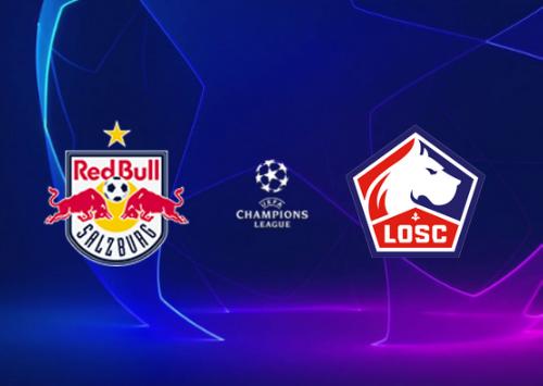 Salzburg vs Lille Highlights 29 September 2021