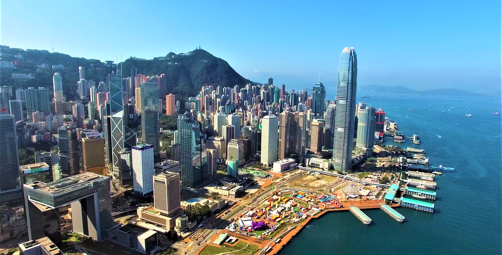 Hong Kong, 9th most sustainable city 2018