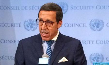 الذكرى السنوية لاتفاق إبراهيم: السفير هلال يؤكد التزام المغرب الراسخ بالسلام والأمن والازدهار في الشرق الأوسط