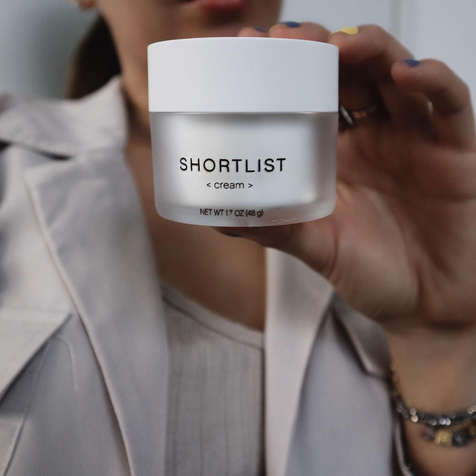 shortlist skincare