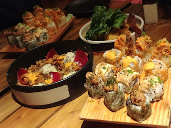 Ooma Japanese Restaurant Review